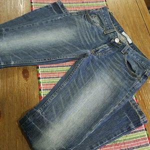 Armani Exchange A/X Jeans Boot Cut Size 2